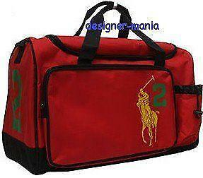 Ralph Lauren Luggage  bf650c35e6ed4