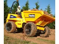 Dumper driver required in Sheffield area