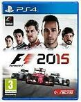F1 2015  (ps4 tweedehands game)