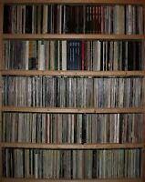 CLASSIQUE VINYLE/DISQUES/33/TOURS/LP's 5$ CH. OU 1000 POUR 500$
