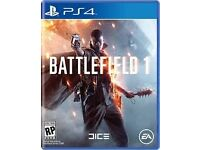 Battlefield 1 PS4 ,Brand New Sealed