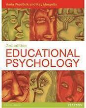Educational Psychology 3rd Ed. Cottesloe Cottesloe Area Preview