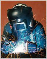 CWB certified welder