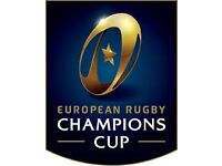 Three Champions Cup final Tickets