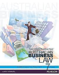 7th edition textbook in melbourne region vic gumtree australia australian business law 7th edition fandeluxe Choice Image