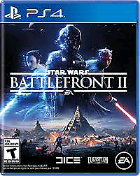 40$ obo star wars battlefront 2, new condition.