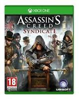 Assassins Creed Syndicate on Xbox One