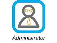 Maintenance Desk Administrator NW10 London - Immediate start - Permanent position