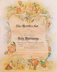 1919 birth certificate 1936 marriage license 1916 Baptismal
