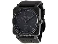 Bell and Ross Phantom BR03-92 August 2013 P.V.D with all original paperwork and receipt