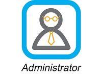 Admin Assistant city centre