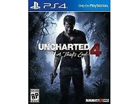uncharted 4 the theifs end