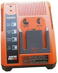 RIDGID  IMPACT DRILL / 2 BATTERIES/ CHARGER/RADIO London Ontario image 2