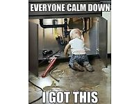 Plumber / electrician Local 7 days free estimate NO JOB TOO SMALL
