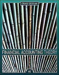 ACCOUNTING THEORY SOLUTION MANUAL Camberwell Boroondara Area Preview