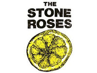 Pair of standing tickets Stone Roses