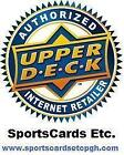 Upper Deck Golf Cards
