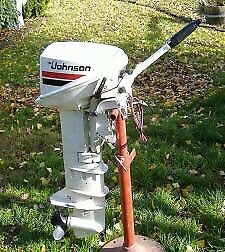 Wanted Johnson or Evinrude  25 to 30 hp