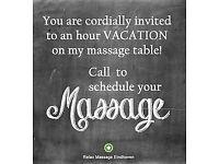 Relaxing massage in Newton abbot