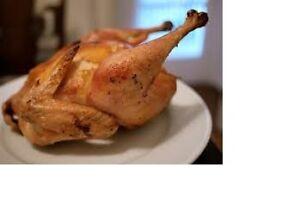 Frozen Ready To Cook Chicken