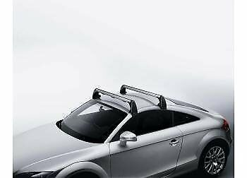 Audi TT Genuine 2007   2014 Roof Rack Bars 8j8071126