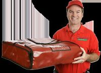 DELIVERY DRIVERS!! FRONT COUNTER!! PIZZA MAKER!!!