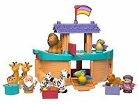 Fisher-Price World of Little People Noahs Ark