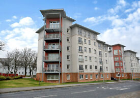 Near ARI, Foresterhill: 2 bed/2 bath spacious attractive flat - allocated parking, lift, ideal share