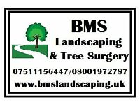 BMS Landscaping and Tree Surgery - Fencing Contractors - Fence Posts Bushey Watford Hertfordshire