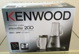 Kenwood Smoothie 2Go SB055 silver