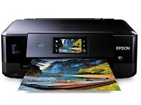 Epson Expression Photo XP-760 All-in-One Photo Printer, Wi-Fi and Touch Panel (Print/Scan/Copy)