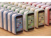 IPHONE 5C 16GB UNLOCKED BRAND NEW CONDITION WARRANTY