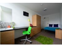 Double room for rent in shared flat - central location, modern decor. Spacious shared lounge/kitchen
