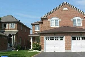 Semi Detached House In Richmond Hill For Rent