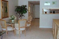 ***IMMACULATE FURNISHED 2 BED +DEN +2 FULL BATH CONDO!***