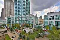 Heart of Square ONE Huge 1 Bedroom unit move in this month!!