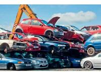 Scrap cars vans wanted for cash on pick up
