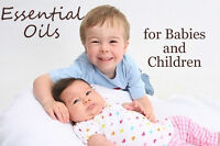 Free Talk! Keeping Kids Healthy Naturally w. Pure Essential Oils