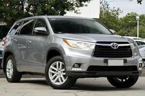 Toyota kluger  GXL  or Grande 4x4  2015- 2017 Wanted Carramar Fairfield Area Preview