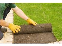 TURFING - NEW LAWN or REPAIR - HULL/BEVERLEY/COTTINGHAM/EAST RIDING