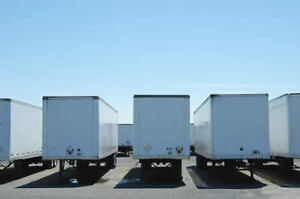 Storage Trailer Rental - Onsite or Offsite options Available