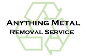 Scrap metal removal services top dollar paid
