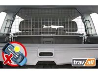 Travall dog guard for Vauxhall zafira B 2005>