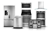 Professional Home Appliance Installation Fully Insured