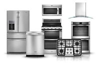 Appliances repair and installation,
