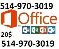 Microsoft Office 2013--2010//Office 2011 Mac---Antidote 8