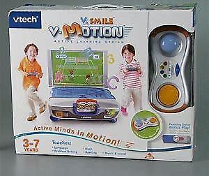 VTech V.Smile V-Motion Active Learning System