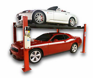 Car Lift Parking Stacker with Accessories - WINTER SALE