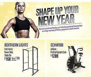 Flat/Incline/Decline Benchs, Power Racks, Proudly Made In Canada On Sale & In Stock!!!