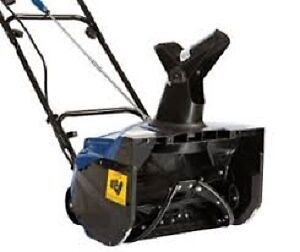 BRAND NEW Electric snowblower w 18in Clearing Width FREE DELIVER